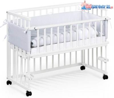łóżeczko dostawne dla niemowląt